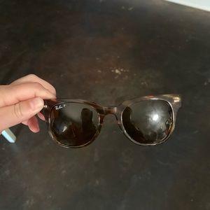 Rayban Havana Meteor Sunglasses